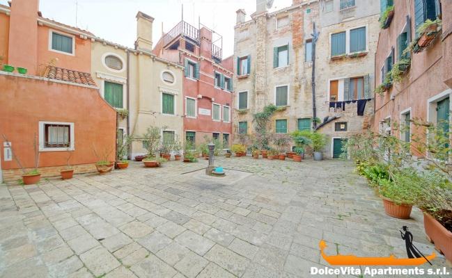 Louer appartement venise san marco pour 3 personnes for Appartement san marco design venise