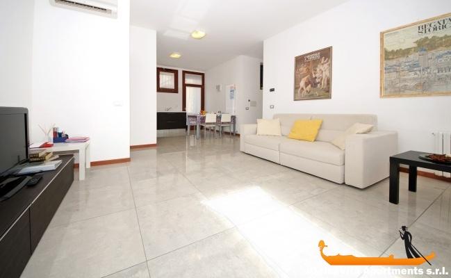 Chambre Moderne Venise : Location appartement moderne à venise louer