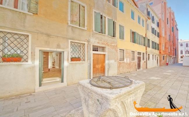 Location appartement venise avec jardin louer for Louer appartement jardin