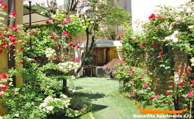Location loft venise avec jardin louer appartement for Louer appartement jardin