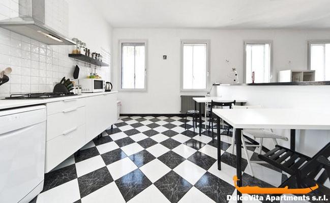 Appartement venise design pour 6 personnes louer for Appartement design venise