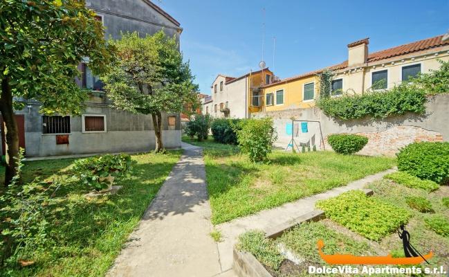 Appartement louer venise avec jardin avec 2 chambres cannaregio louer appartement - Appartement a louer avec jardin ...