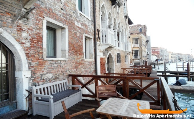 Location Appartement Luxe Venise