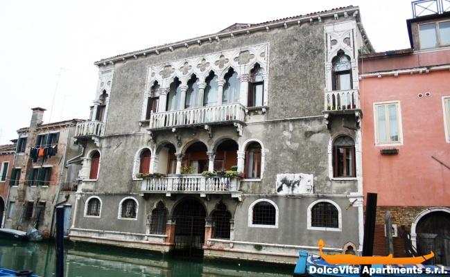 Appartement venise en italie pour 7 personnes louer for Appart hotel venise