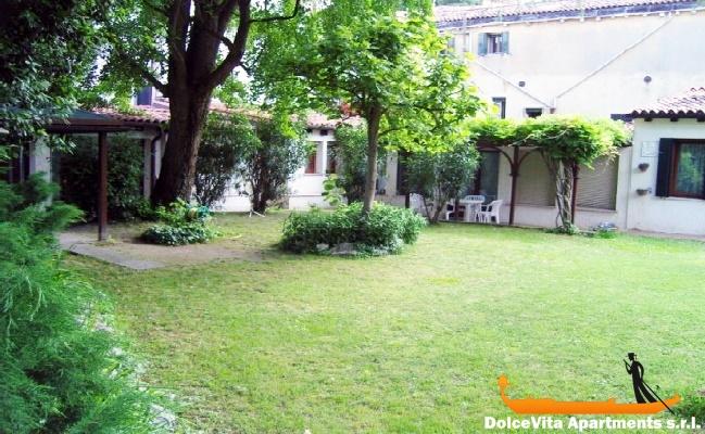 Appartement louer venise avec jardin louer for Appartement location jardin