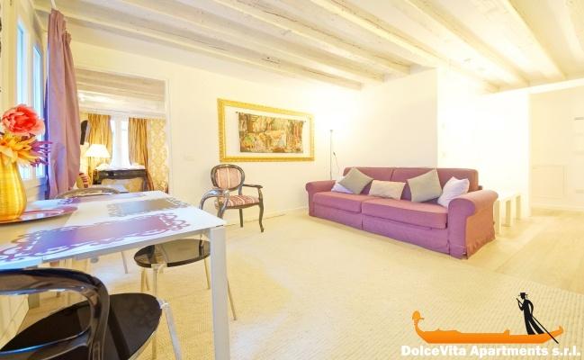 Appartement venise suite pour 5 personnes louer for Suite appartement