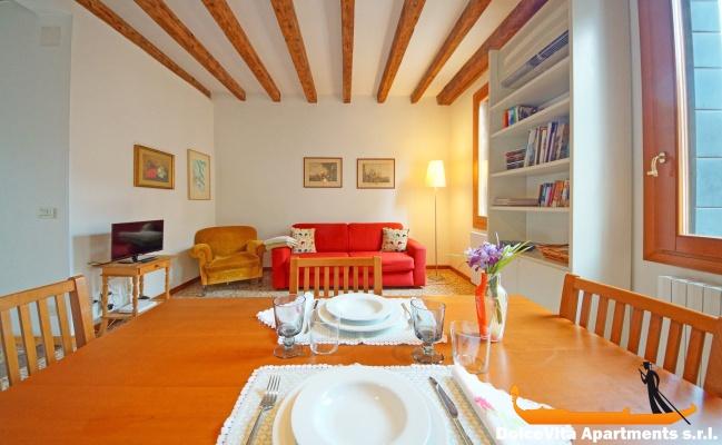 location appartement venise pas cher pour 5 personnes louer appartement. Black Bedroom Furniture Sets. Home Design Ideas