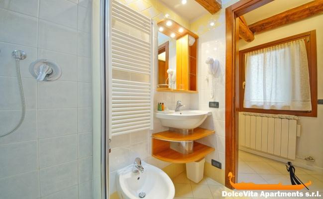 Charmant appartement venise centre pour 2 personnes for Appart hotel venise