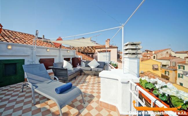Appartement Venise Terrasse