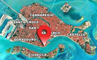 Location Appartement Venise Dorsoduro