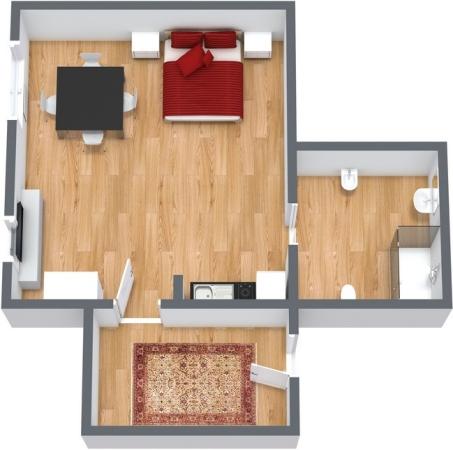 Planimétrie Appartement N.118