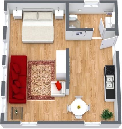 Planimétrie Appartement N.145