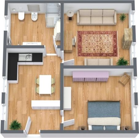 Planimétrie Appartement N.183