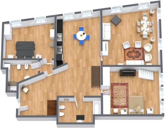 Planimétrie Appartement N.20